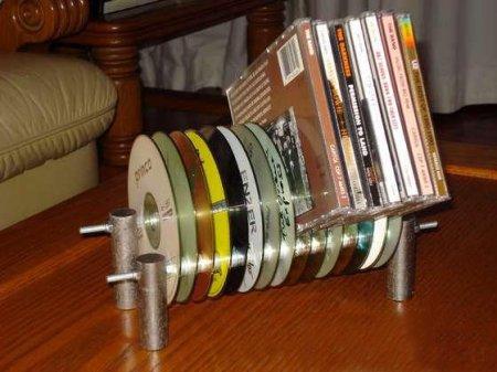 Подставка под компакт диски