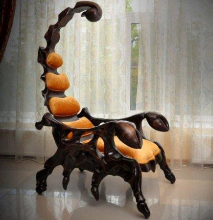 Кресло Скорпион своими руками