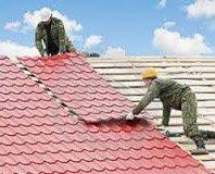 Кроем крышу дачи металлочерепицей
