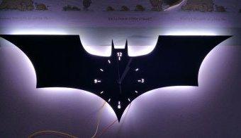 Часы Бэтмена своими руками