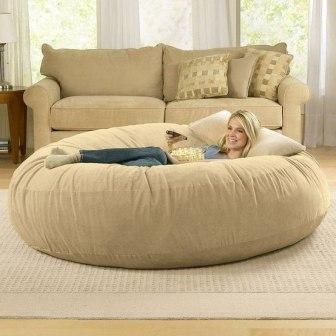 Подушка-диван своими руками