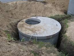 Строительство автономной канализации на даче