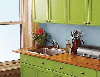 Перекраска мебели в домашних условиях
