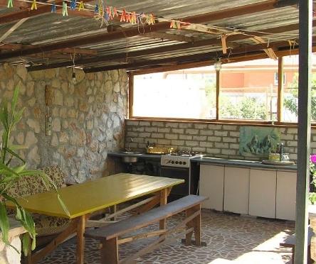 Строим летнюю кухню